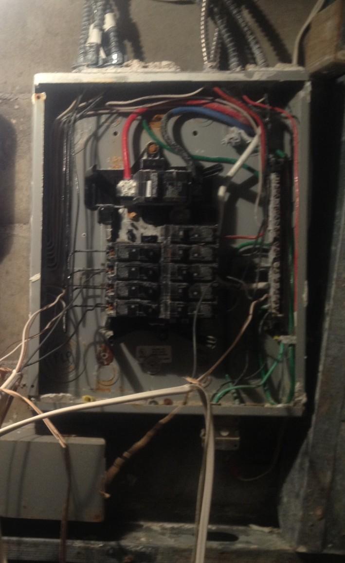 Repair Damaged Electrical
